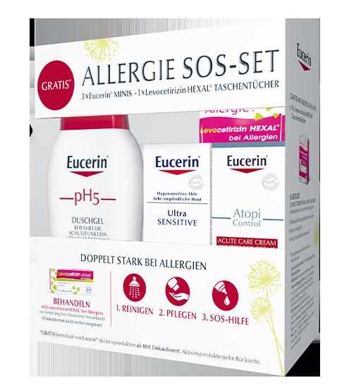 Eucerin Allergie Set