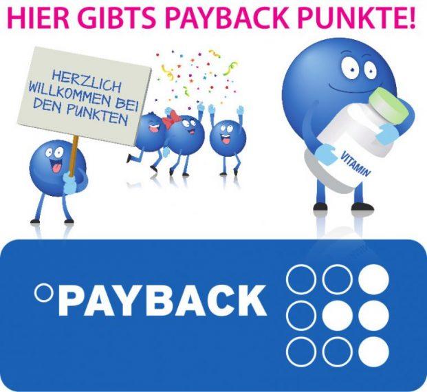 Payback Punktesammeln bei der Löwen Apotheke in Straubing