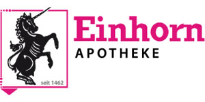 Einhorn-Apotheke Straubing Logo