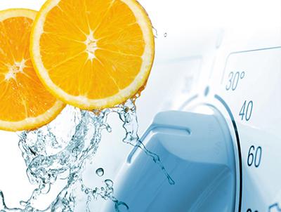 Ökologische, umweltfreundliche Wasch- und Reinigungsmittel